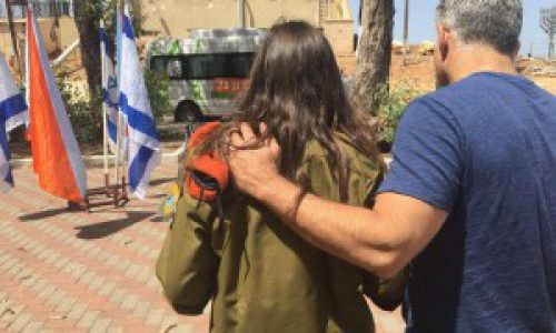 YAIR LAPID'S FACEBOOK POST ABOUT HIS AUTISTIC DAUGHTER'S